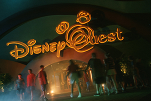 Downtown Disney Disney Quest