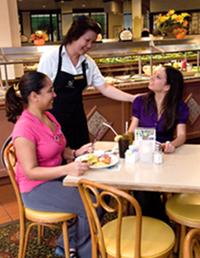 Plaza Garden Restaurant at Rosen Inn at Pointe Orlando